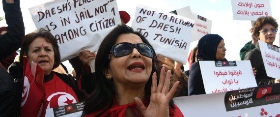 WOMEN TUNISIA