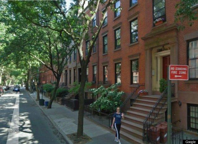 Upper west side celebrity homes