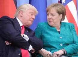 Trump macht mit fünf Worten klar, was er von Merkels Kritik im Nordkorea-Konflikt hält