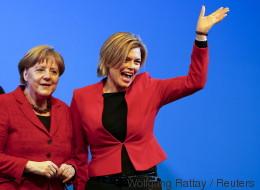 Julia Klöckner über die Bundestagswahl: