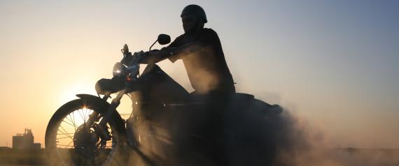 RIDER MOTOCYCLE