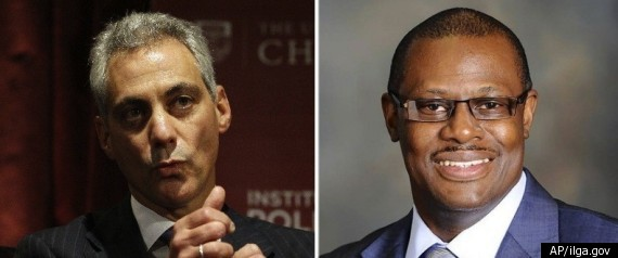 Derrick Smith Corruption Rahm Emanuel