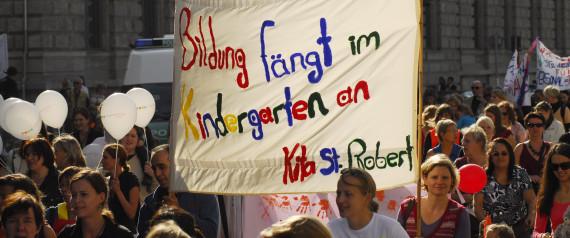 KITA PROTEST GERMANY