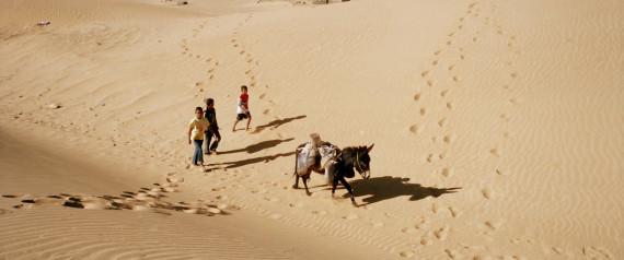 TINDOUF DESERT