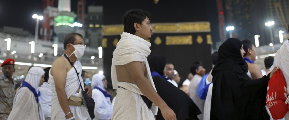 HAJJ IN SAUDI ARABIA