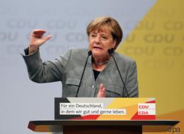 Merkel verspricht, sich besonders um Langzeitarbeitslose zu kümmern - doch Schäuble schießt dagegen