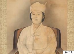 '명성황후 초상화로 추정되는 그림'이 공개됐다