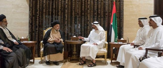 MUQTADA ALSADR AND MOHAMMED BIN ZAYED