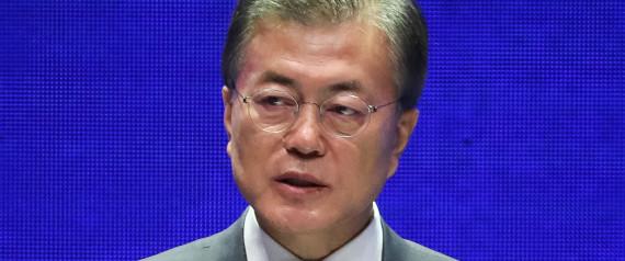 SOUTH KOREA MOON