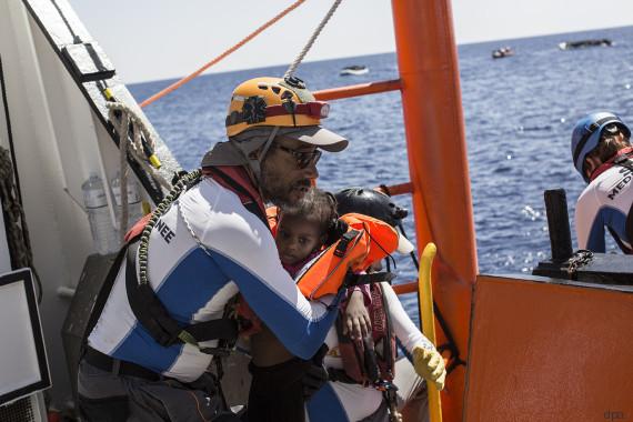 Ärzte ohne Grenzen setzt Rettungseinsätze im Mittelmeer aus