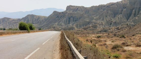 AL HOCEIMA ROAD