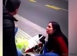 Βίντεο: Θέλησε να του κάνει πρόταση γάμου σε δημόσια θέα αλλά δεν πήγε όπως το περίμενε και έμεινε ολομόναχη