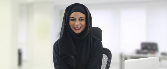 SAUDI ARABIAN WOMAN