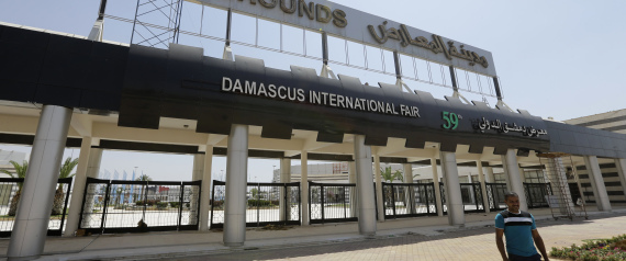 DAMASCUS INTERNATIONAL FAIR