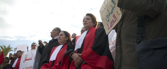 MAGISTRATE TUNISIA