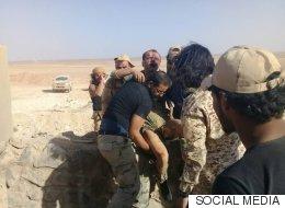 بالصور.. المعارضة السورية تسقطُ طائرةً لجيش الأسد وتأسرُ قائدها
