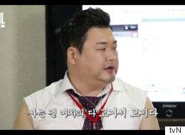 김준현이 라면을 꼭 한 개씩만 먹는 이유(사진)