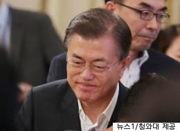 문재인 대통령이 세월호 피해자들에게 공식 사과했다
