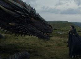 Η σκηνή του Jon Snow με τον Drogon μπορεί να επιβεβαιώνει την πιο σημαντική προφητεία του Game of Thrones