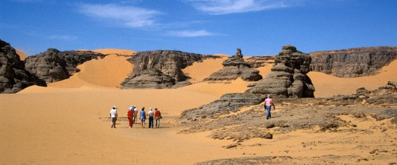 TOURISM ALGERIA