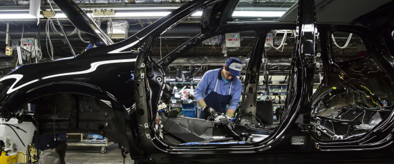 AUTO FACTORIES IN JAPAN
