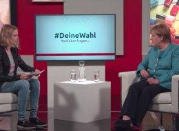 Merkel diskutiert mit vier Youtubern - das sind die fünf wichtigsten Aussagen