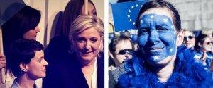 Europa Petry Le Pen