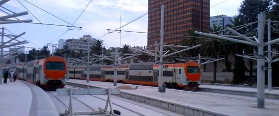 TRAIN MOROCCO