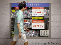 In Südkoreas Hauptstadt Seoul gibt es über 3200 Bunker - die wenigsten Einwohner wissen, wo sie liegen
