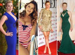 لو جمعت هؤلاء النساء الـ10 في فتاة واحدة لحصلت على المرأة الكاملة.. بالعلم: سر الجمال ليس في الجينات أو التمارين إنما في هذه الأرقام