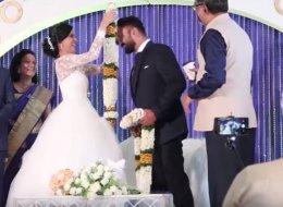 طقوس الأعراس الهندية