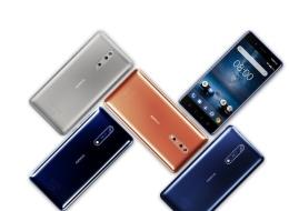 نوكيا تكشف النقاب عن هاتف Nokia 8.. هذه مزاياه وسعره