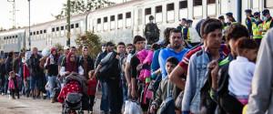 Refugees Masses