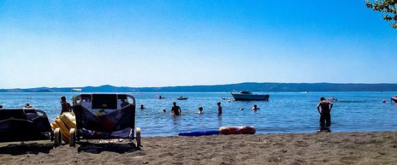 BOLSENA LAKE ITALY
