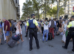 Terror in Spanien: Fahrer des Lieferwagens laut Medienbericht tot (NEWS-BLOG)