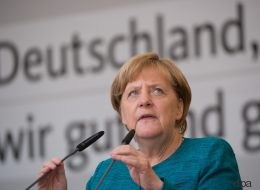 Bei Auftritt in Sachsen: Merkel heftig beschimpft – die Kanzlerin reagierte kühl