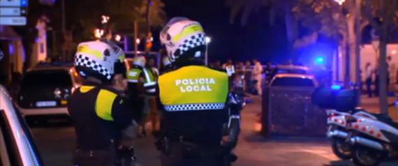 POLICE SPAIN 2017