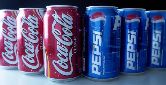 pepsi coca