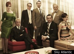 TV Pick: Mad Men Returns