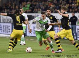Wolfsburg - Dortmund im Live-Stream: Bundesliga online sehen, so geht's