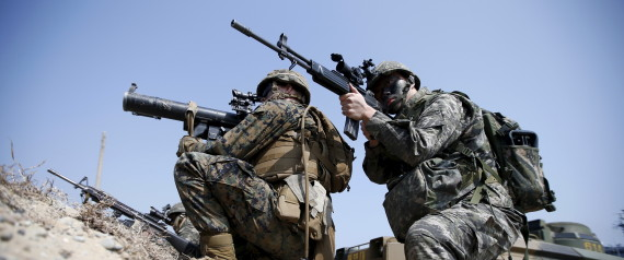 SOUTH KOREA US MILITARY JOINT