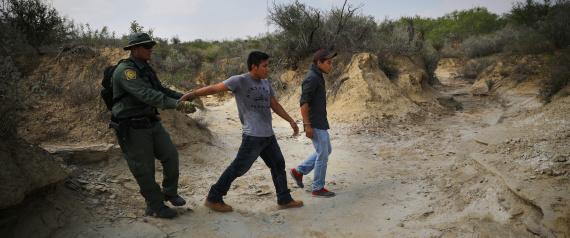 MEXICO BORDERS AMERICA
