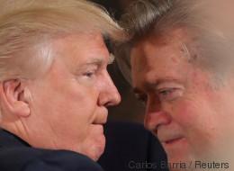 Trump hat seinen Chefstrategen Bannon gefeuert - und bereits eine neue Rolle für ihn
