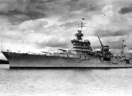 العثور على حطام  سفينة أميركية دمرها اليابانيون بعد مشاركتها في أخطر مهمة عسكرية في الحرب العالمية الثانية