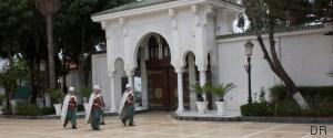 ALGERIA PRESIDENCY