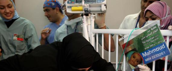 EGYPTIAN DOCTORS IN SAUDI ARABIA