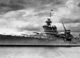 على عمق 5500 متر.. العثور على حطام أبرز سفن المهام السرية في العالم بعد 72 عاماً على غرقها
