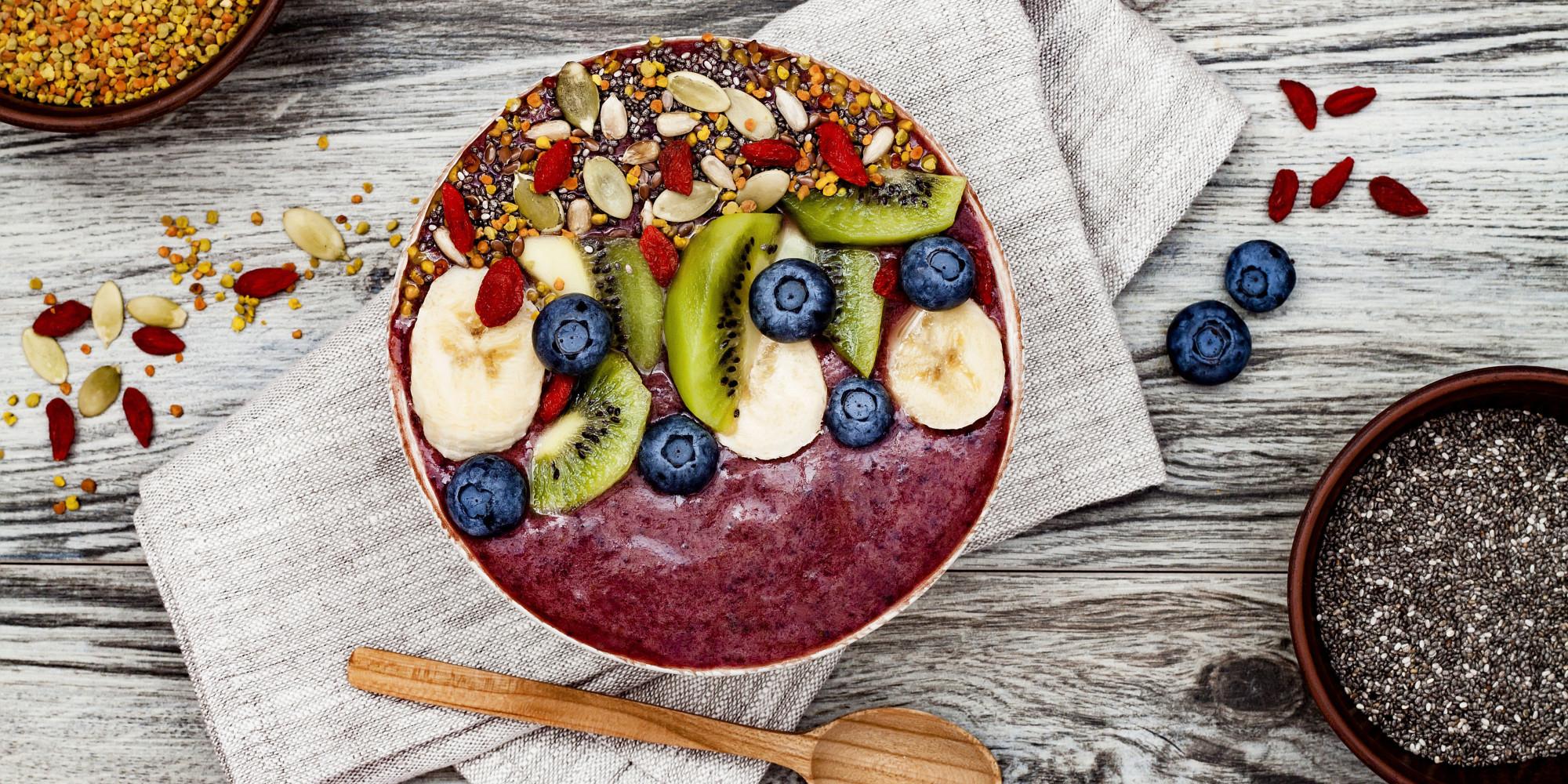 Sant 7 super aliments mettre dans son assiette pour - Cuisine vivante pour une sante optimale ...