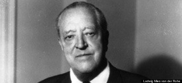 google shapes up logo for ludwig mies van der rohe 39 s 126th birthday. Black Bedroom Furniture Sets. Home Design Ideas