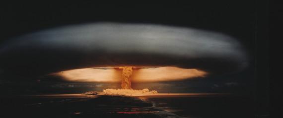 ATOMIC BOMB POLYNESIA